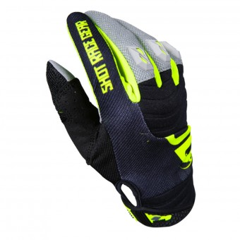 Guantes motocross SHOT Contact Venom Grey