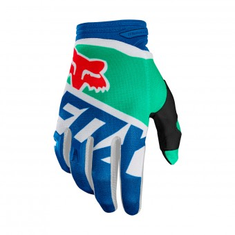 Guantes motocross FOX Dirtpaw Sayak Green 004