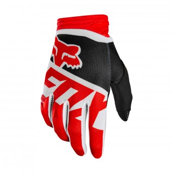 Guantes motocross FOX Dirtpaw Sayak Red 003