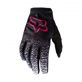 Guantes motocross FOX Womens Dirtpaw Black Pink 285