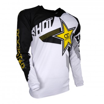 Camiseta Motocross SHOT Contact Rockstar Replica Limited Edition