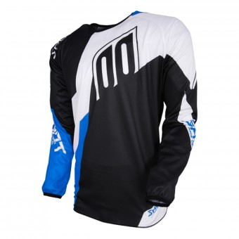 Camiseta Motocross SHOT Devo Alert Blue