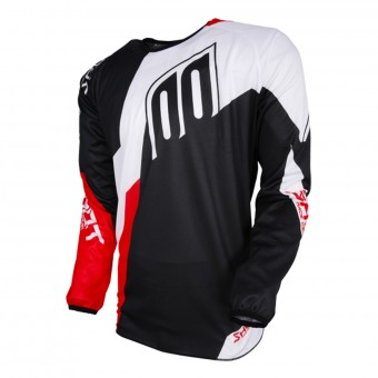 Camiseta Motocross SHOT Devo Alert Red