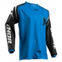 Camiseta Motocross Thor Sector Zones Blue