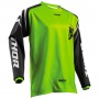 Camiseta Motocross Thor Sector Zones Lime