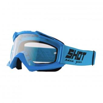 Gafas motocross SHOT Assault Blue