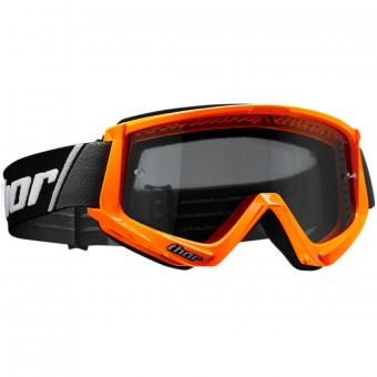 Gafas motocross Thor Combat Sand Fluo Orange Black