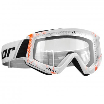 Gafas motocross Thor Combat Web Orange White
