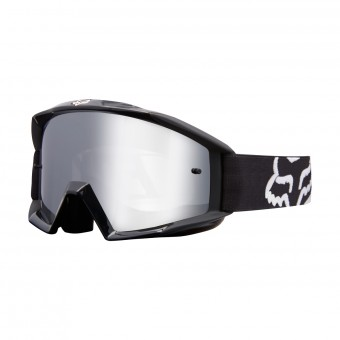 Gafas motocross FOX Main Race Black Iridium Chrome