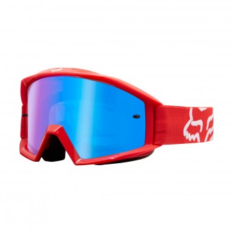 Gafas motocross FOX Main Red Niño 003
