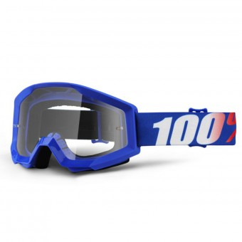 Gafas motocross 100% Strata Nation Clear lens