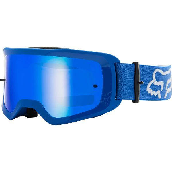Gafas motocross FOX Main II Stray Spark Blue