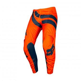Pantalón motocross FOX 180 Cota Naranja Pant Niño