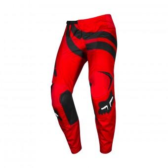 Pantalón motocross FOX 180 Cota Rojo Pant Niño