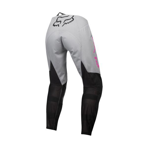 Pantalon Motocross Fox 180 Mata Negro Rosa Pant Women Al Mejor Precio Icasque Es
