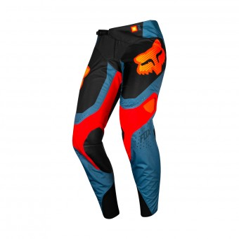Pantalón motocross FOX 360 Murc Azul Pant Niño