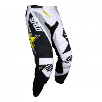 Pantalón motocross SHOT Contact Rockstar Replica Limited Edition Pant