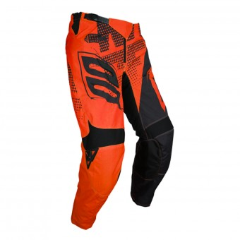 Pantalón motocross SHOT Contact Venom Neon Orange Pant