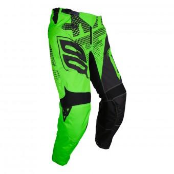 Pantalón motocross SHOT Devo Venom Neon Green Pant Niño
