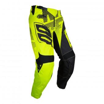 Pantalón motocross SHOT Devo Venom Neon Yelow Pant Niño