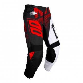 Pantalón motocross SHOT Devo Venom Red Pant Niño