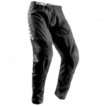 Pantalón motocross Thor Sector Zones Black Pant Niño