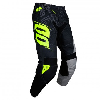 Pantalón motocross SHOT Contact Venom Grey Black Pant