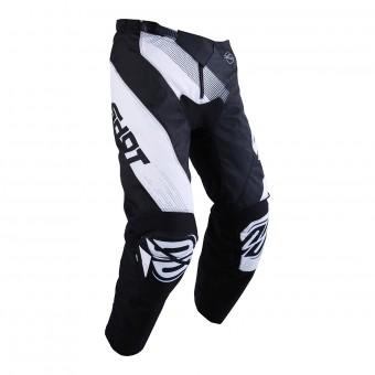 Pantalón motocross SHOT Devo Ultimate Negro Blanco Pant Niño