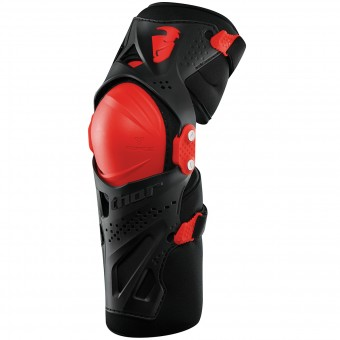 Rodilleras Motocross Thor Force XP Knee Red