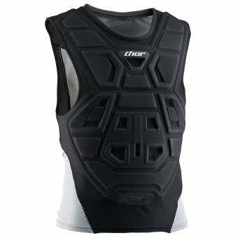 Peto motocross Thor Comp Defector Black