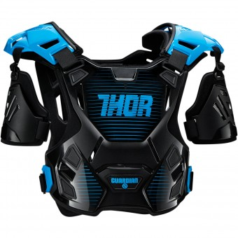 Peto motocross Thor Guardian Black Blue Niño
