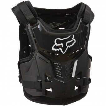 Peto motocross FOX Proframe LC Roost Deflector Black