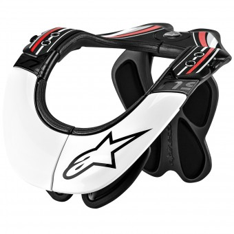 Collarines  Alpinestars BNS Pro White