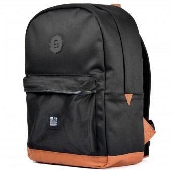 Mochila Moto Octopuss Fire Black Tan 20L