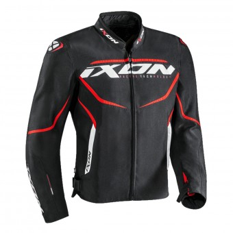 Cazadora moto Ixon Sprinter Black Red