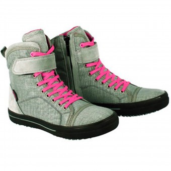 Deportivas Moto Soubirac Atomic CE Lady Summer Grey