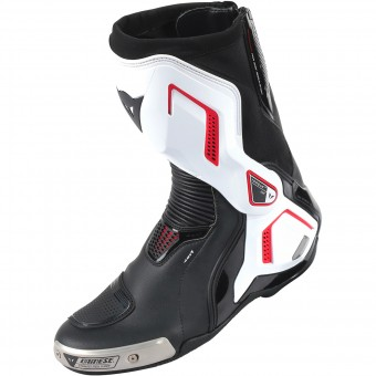 Botas Moto  Dainese Torque D1 Air Black White Red