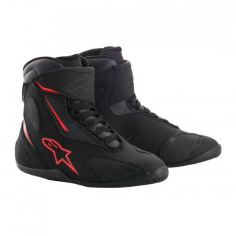 Calzado Moto Alpinestars Fastback 2 Drystar Black Anthracite Red