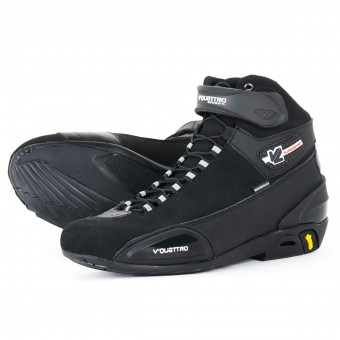 Calzado Moto V'Quattro Supersport WP Black