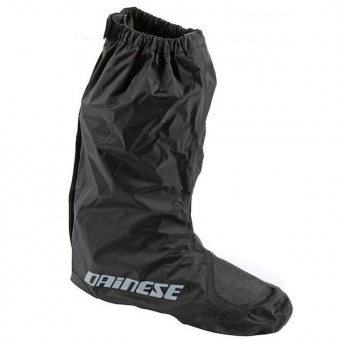 Cubreguantes & cubrebotas Dainese Rain Overboots Black