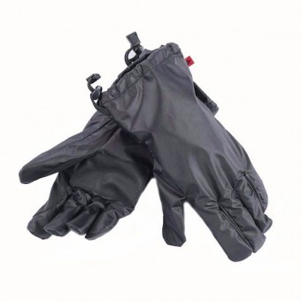 Cubreguantes & cubrebotas Dainese Rain Overgloves Black
