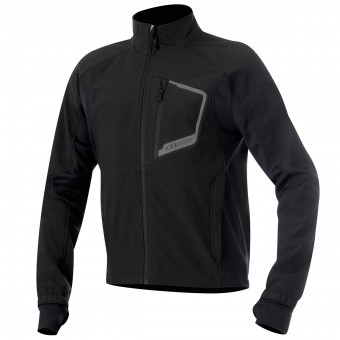 Camiseta térmica Alpinestars Tech Layer Top Black