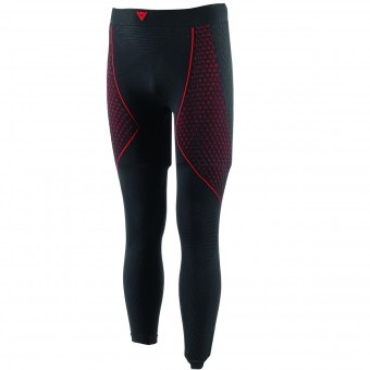 Pantalón frío Dainese D-Core Thermo Pant LL Black Red