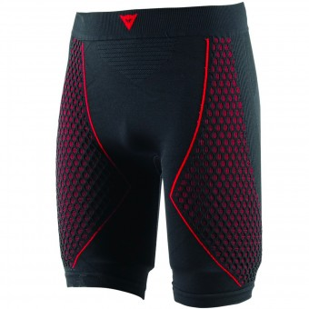 Pantalón frío Dainese D-Core Thermo Pant SL Black Red