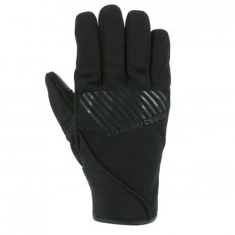 Guantes moto V'Quattro Section 17 Black