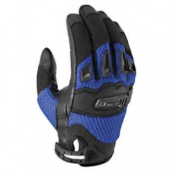 Guantes moto ICON Twenty-Niner Blue