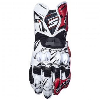 Guantes moto Five RFX1 Attack Red Kid