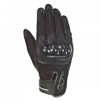 Guantes moto Ixon RS Rise Air Negro