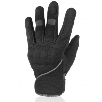 Guantes moto Darts Splash Lady Negro