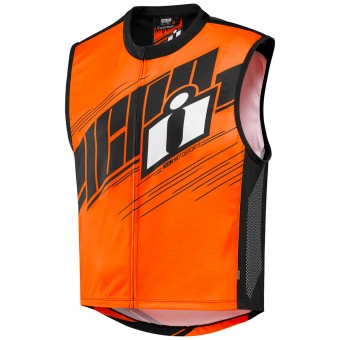 Chaleco moto ICON Mil-Spec 2 Vest Hi-Viz Orange